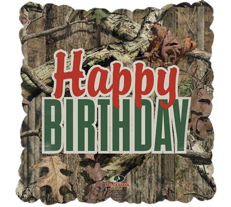 Funny Happy Birthday Deer Hunter