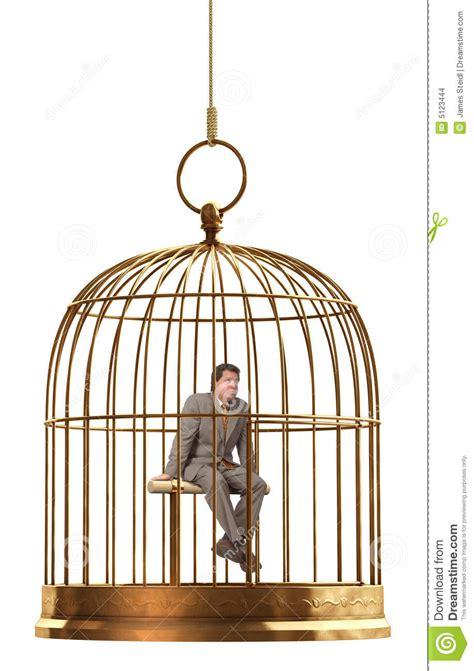 Gabbia Uccello - gabbia di uccello immagini stock immagine 5123444