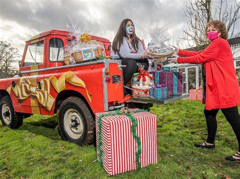 National Lottery winner from Wigan helps spread festive ...