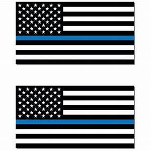 best police stickers products on wanelo With kitchen cabinets lowes with blue lives matter sticker