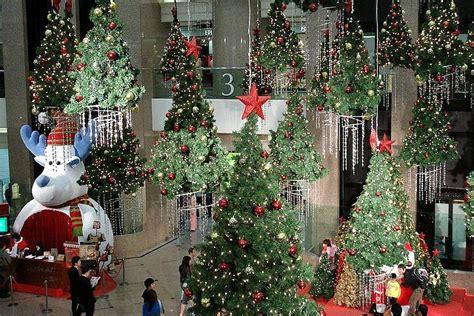 times square christmas tree 2017 hong kong events