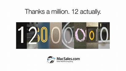 Million Views Macsales Surpasses Channel