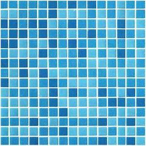 Mosaique Piscine Pas Cher : mosaique armonie by arte casa piscine mosaico mix blu bleu ~ Premium-room.com Idées de Décoration