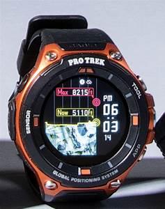 Casio Pro Trek Wsd-f20 Watch Review