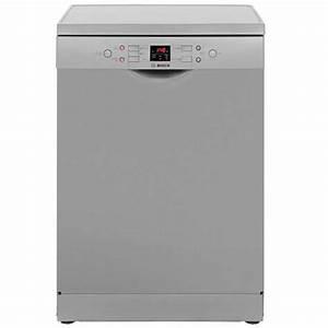 Bosch Waschtrockner Serie 6 : bosch serie 6 sms58m18gb free standing dishwasher in stainless steel ~ Frokenaadalensverden.com Haus und Dekorationen