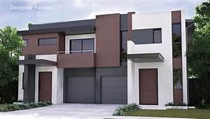 Proiect De Casa Duplex Cu 2 Etaje