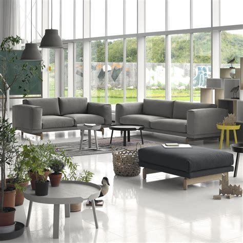 Sofa Weiche Polsterung by Rest Sofa 2 Sitzer Muuto Connox Shop