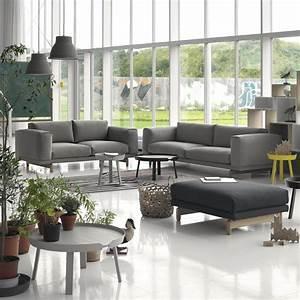 Sofa 2 Und 3 Sitzer : rest sofa 2 sitzer von muuto connox shop ~ Bigdaddyawards.com Haus und Dekorationen