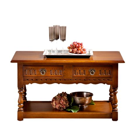 Old Charm Compact Coffee Table  Choice Furniture