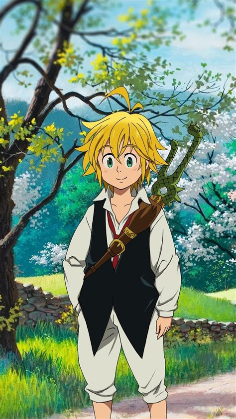 meliodas supreme wallpapers wallpaper cave