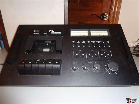 nakamichi 600 cassette deck great condition nakamichi 600 cassette deck photo 525600