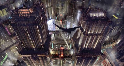 Arkham City Artwork by Batman Arkham Knight Rocksteady Studios Batman Gotham
