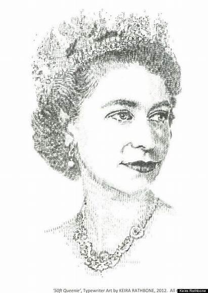 Typewriter Queen Keira Rathbone Artist Artwork Honours