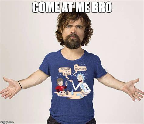Come At Me Bro Meme Generator - game imgflip
