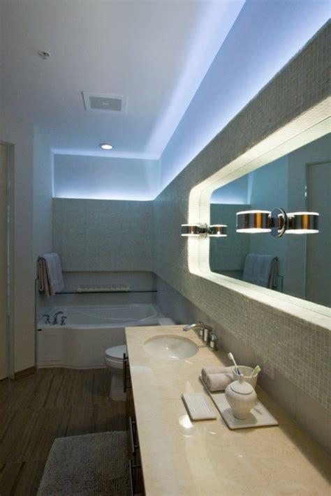 pictures of bathroom lighting led indirekte beleuchtung für ein exklusives badezimmer