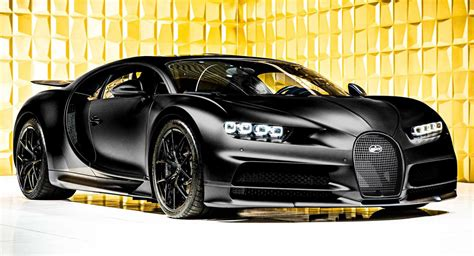 It managed to fetch more than the auction house's estimated price. A Rare Bugatti Chiron Sport Noire Has Already Hit The Market For $4.3 Million | Carscoops