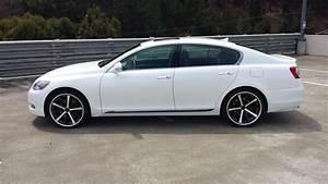 Lexus GS 350 custom wheels Zenetti Roma 20x8 5, ET , tire