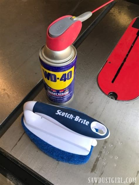 remove rust  tools cleaning power tools