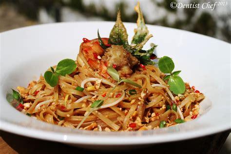 pad thai noodles easy pad thai recipe dentist chef