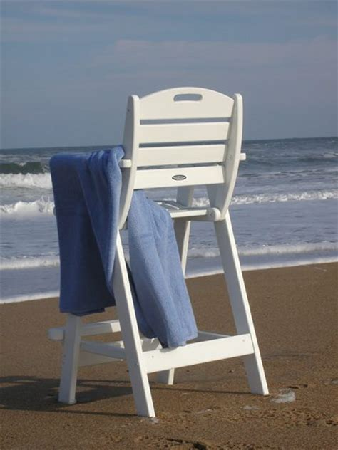 nautical  weather chair recycled outdoor furniture