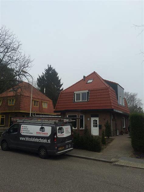 bosvelt haisch dak isolatietechniek