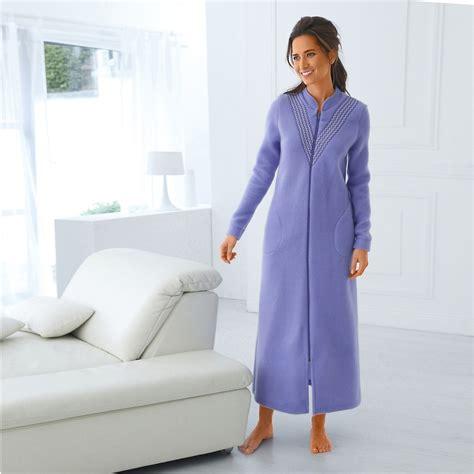 robe chambre femme robe de chambre femme longue
