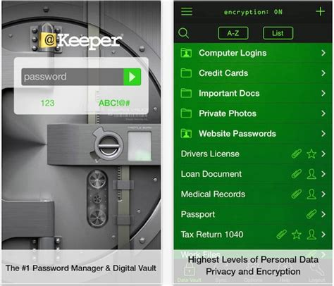 best password manager apps for iphone and