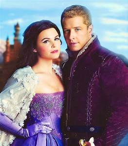 Snow White & Prince Charming - Once Upon A Time Fan Art ...