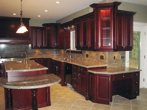 Kitchen Cabinets Photo Gallery by Kitchen Photo Gallery Cherry Cabinets