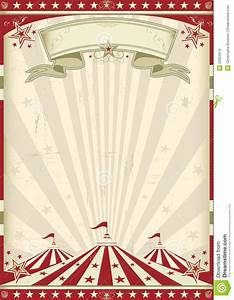 Vintage Circus Stock Photo - Image: 22624670