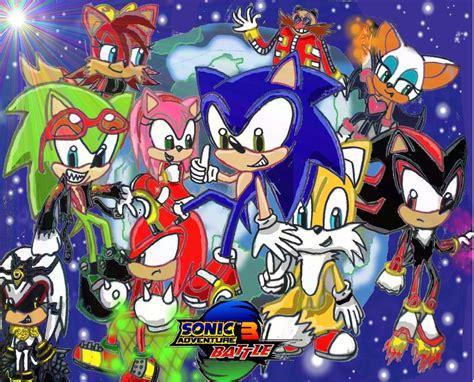 Sonic Adventure 3 Battle By 4sonicfan On Deviantart