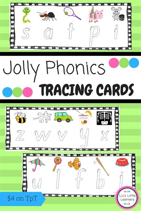The 25+ Best Jolly Phonics Activities Ideas On Pinterest  Phonics Activities, Phonics Games And