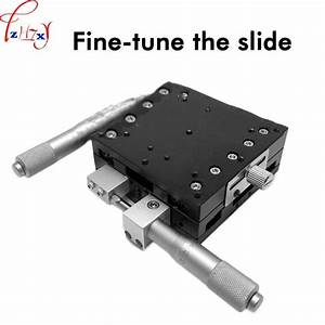 Xy Axis Fine Tuning The Sliding Table Crossguide Ly90 Lm