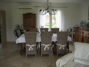 Rideaux Salle à Manger : rideau pour salle a manger ~ Teatrodelosmanantiales.com Idées de Décoration