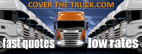 Insurox offers truck insurance for virtually all types of commercial trucks. Commercial truck insurance average cost - insurance