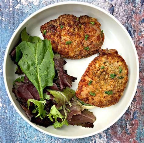 pork fryer chops air fried southern recipe cooking boneless staysnatched easy fry recipes tenderloin chicken healthy