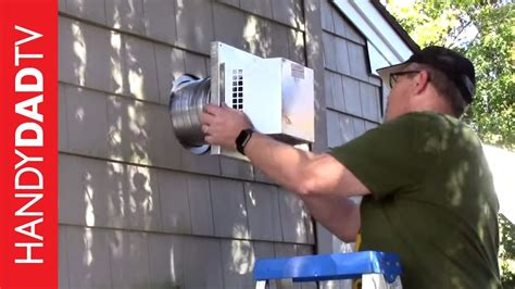diy fireplace installation flexible direct vent youtube