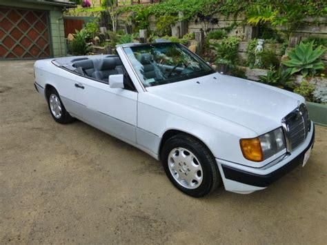 1993 mercedes w124 300ce cabriolet convertible e320 low 55k for sale