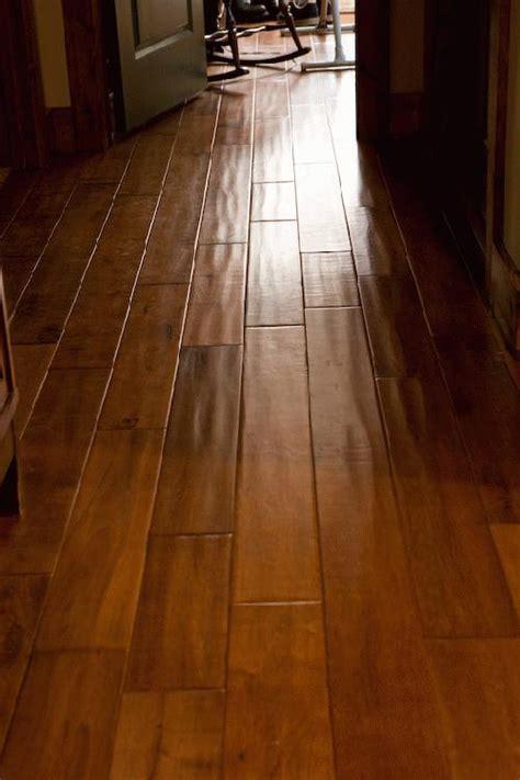 handscraped  distressed hardwood flooring hardwood