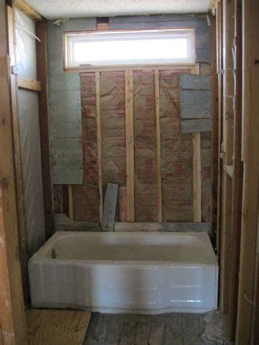 bathroom gutting tips junk garbage removal