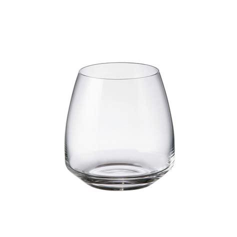 bicchieri cristallo di boemia prezzi set 6 bicchieri acqua alizee in cristallo bohemia