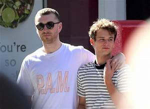 Sam Smith goes public with new man 13 Reasons Why's ...