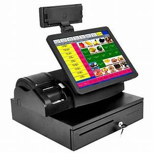 Touch Screen Cash Register POS Machine at Rs 40000 /unit ...