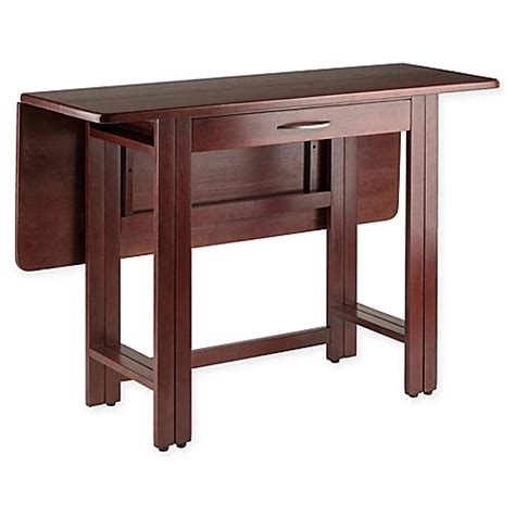 buy drop leaf table buy winsome taylor drop leaf dining table with walnut