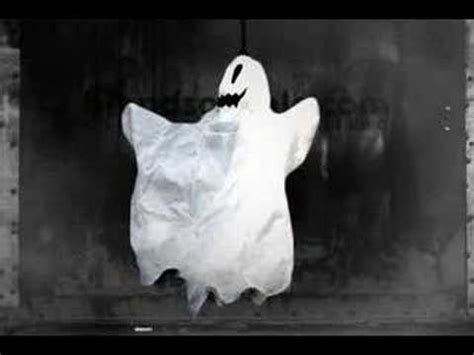 Halloween Prop  Scary Flying Ghost Youtube