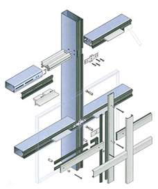 Unitized Curtain Wall Details Pdf by Yocelyne Portillo Building Tech Iii Project Research