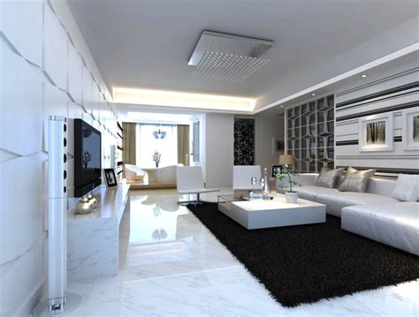 Fancy Living Room Doors by 3d Fancy Living Room Interior With Carpet Cgtrader
