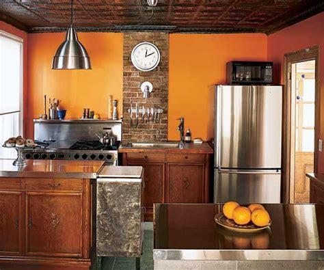paredes de la cocina en naranja pintomicasacom