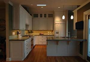 High, End, Kitchen, Cabinets, And, Island, Home, Ideas, Collection, High