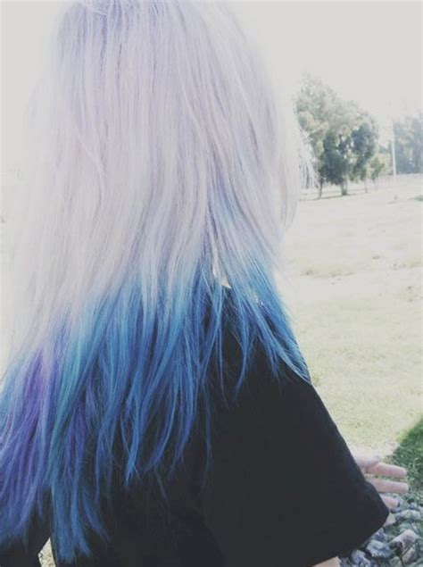 How Many Hair And Blue by 20 Cool Ombre Hair Color Ideas Popular Haircuts